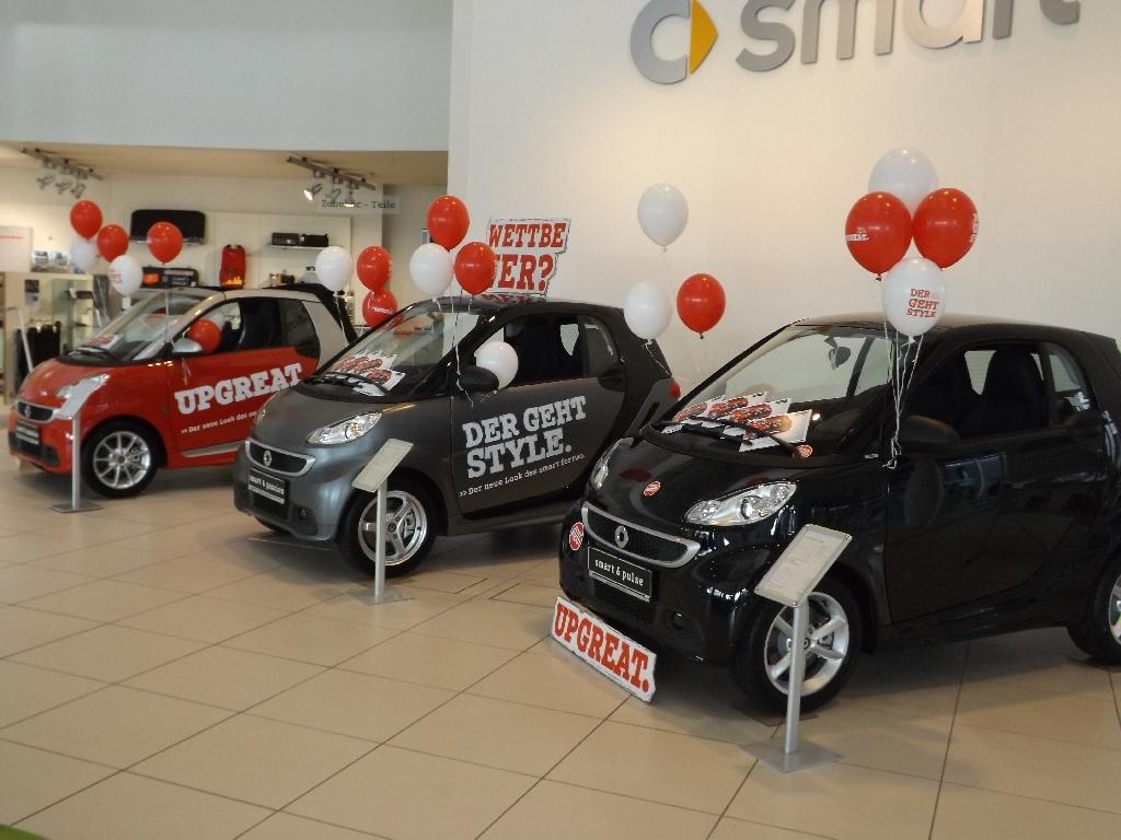 smart fortwo facelift 2012