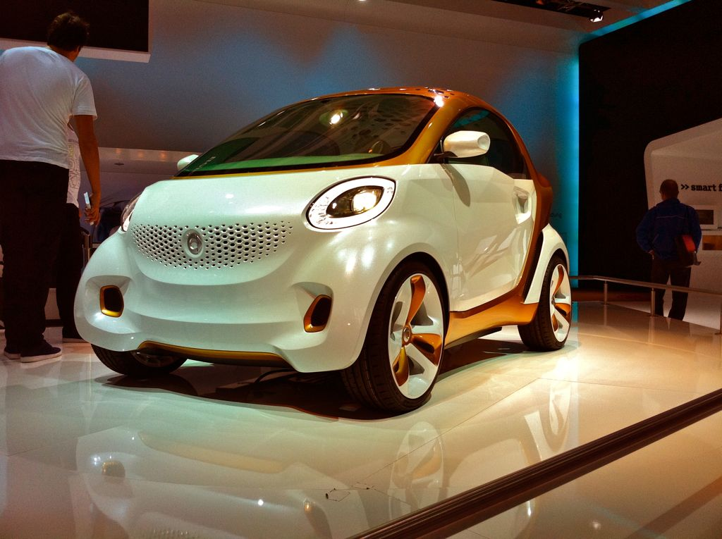 fortwo 2014 - forvision