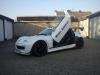 smart roadster Race Control Car