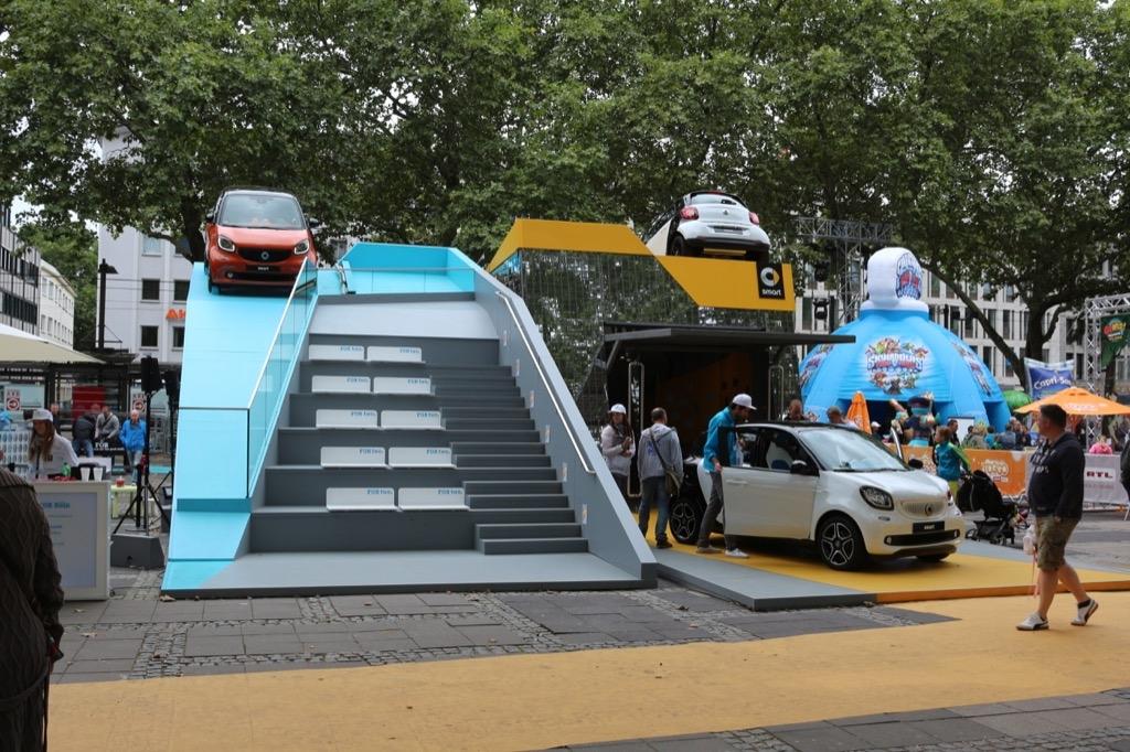 smart Roadshow Köln