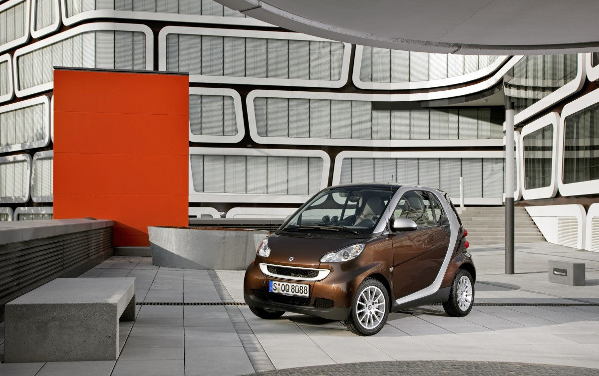 smart fortwo edition highstyle august 2009. Black Bedroom Furniture Sets. Home Design Ideas