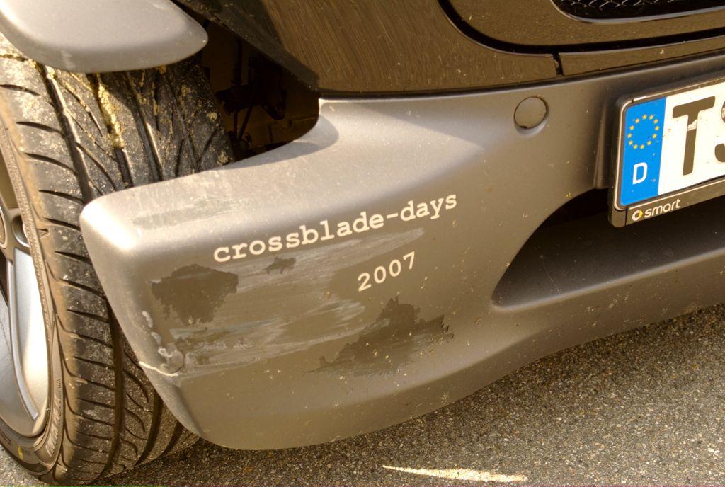 crossblade-Days