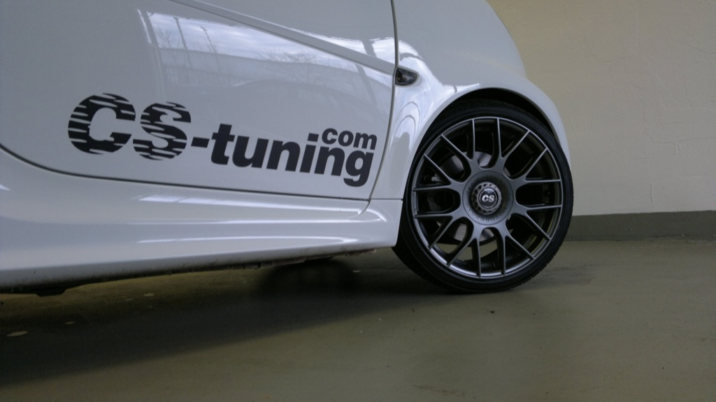 CS Tuning Nitrous