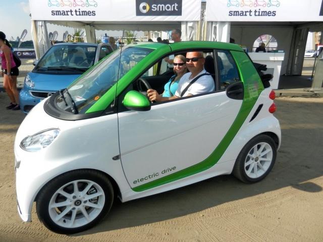 electric drive emissionsfrei