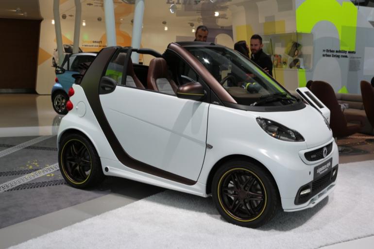 IAA 2013 - smart