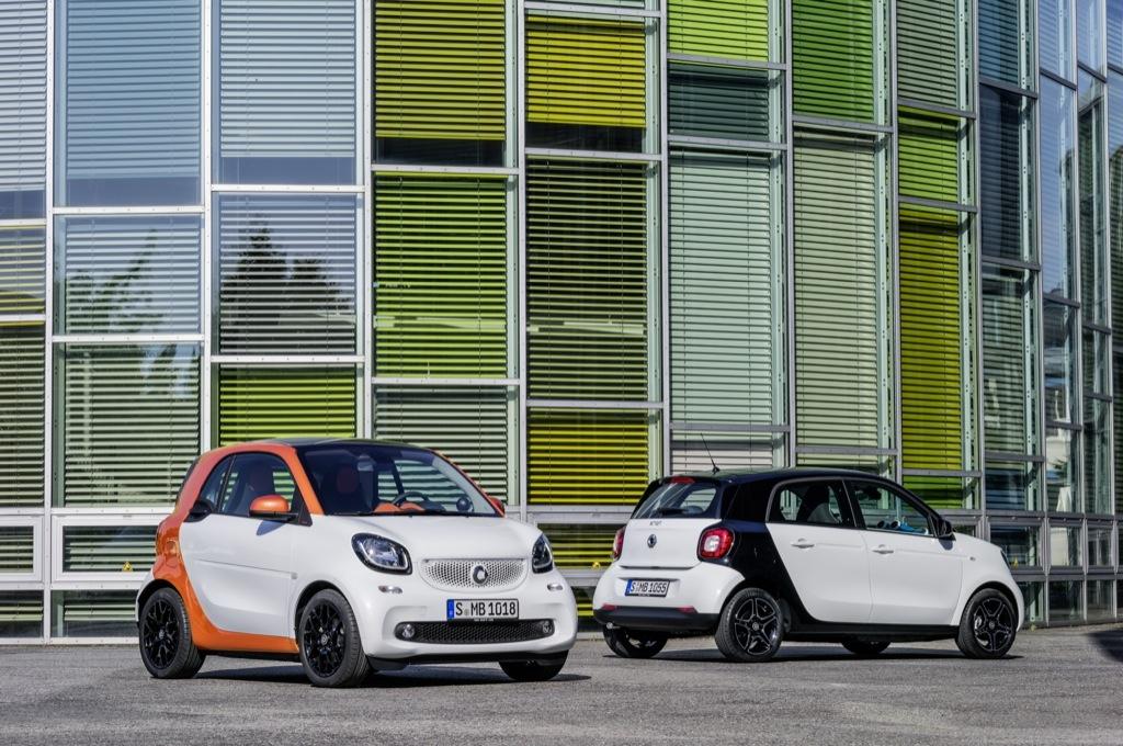 smart 453 - Pressebilder