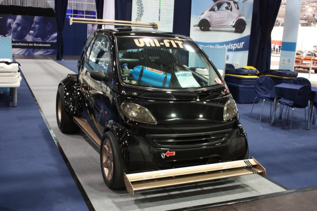 smart fortwo Dragster