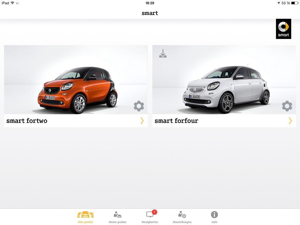 smart guides App