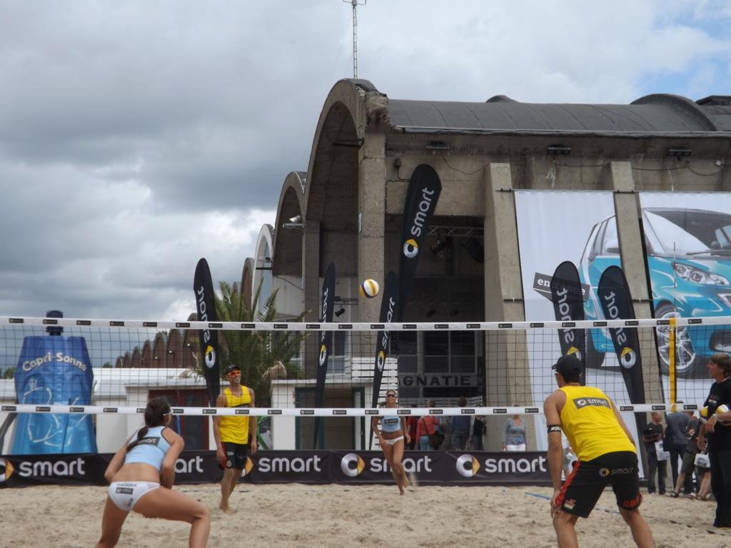 smart times 2012 - Beachvolleyball