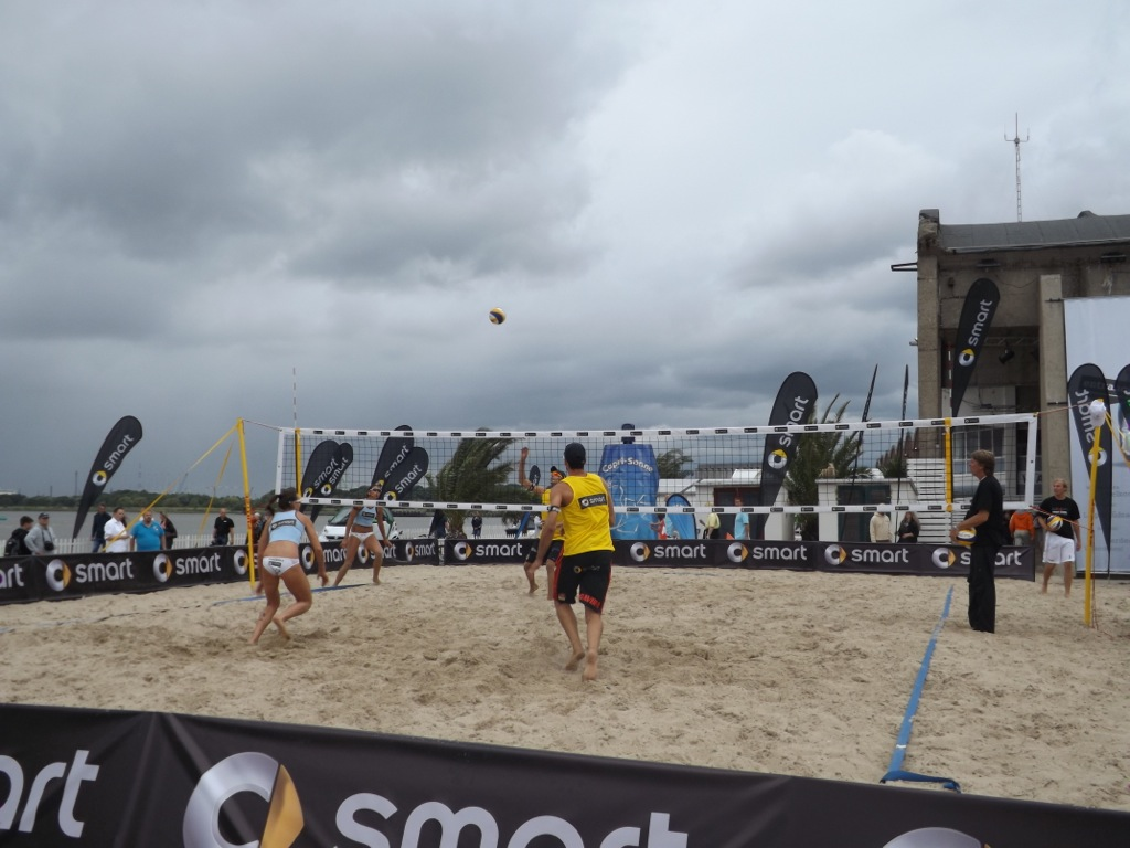 smart times 2012 - Beachvolleyball