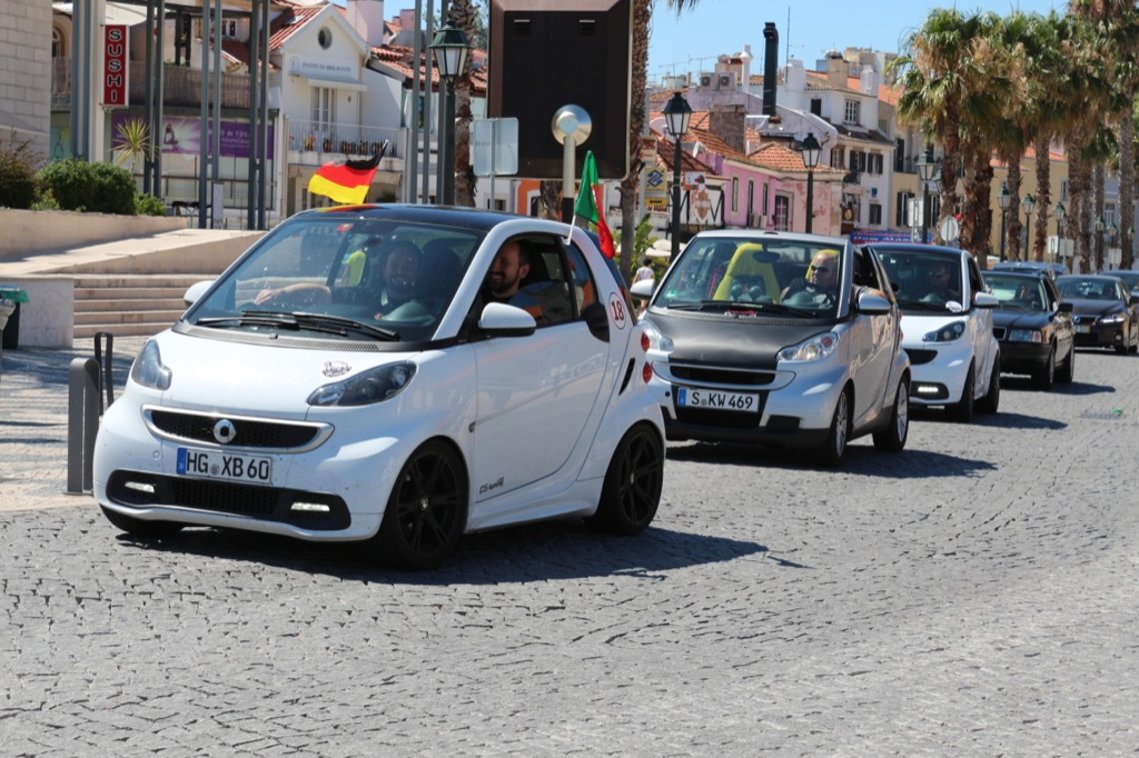 smart times 2014 - Ankunft