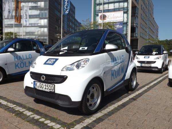 car2go Koeln