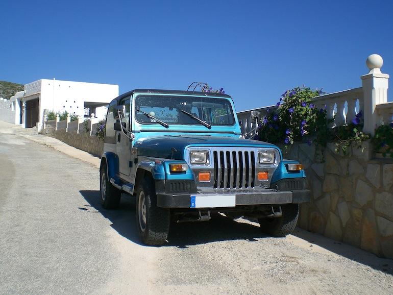 Los Jeepos clean