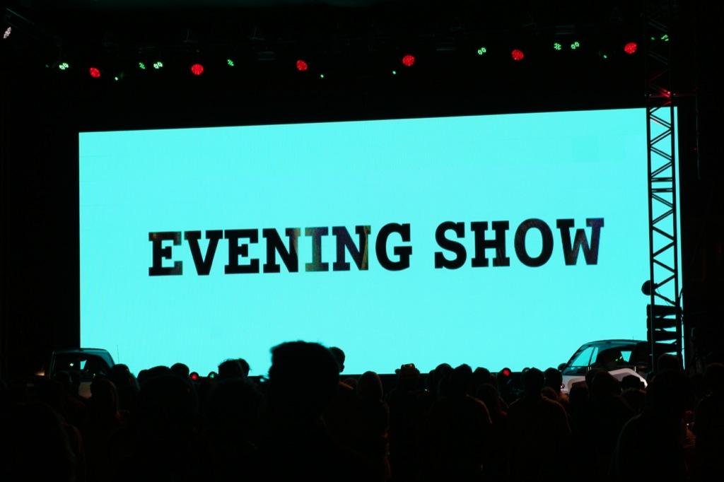 smart times 2014 Evening Show