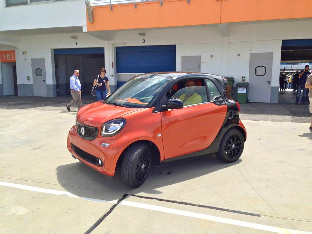 smart fortwo Estoril 1