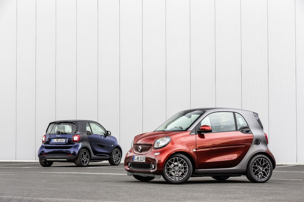 smart fortwo 453 tailor made